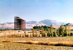 John Muir Memorial Hospital – Under construction