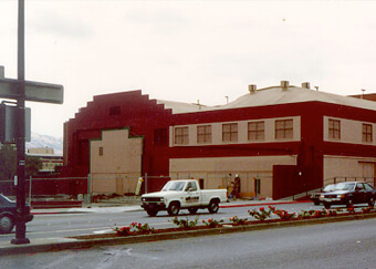 "Walnut Creek Civic Arts Gallery and Theater (""Nuthouse"") – 1970"