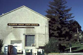 Lindsay Wildlife Museum (old EBMUD pump house) – 1965