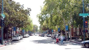 Main Street at Bonanza – Today