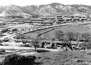Rossmoor, built on former Stanley Dollar Ranch