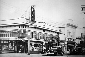 Valley Mercantile (Main and Cypress Street) – 1927