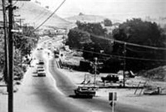 Ygnacio Valley Road (looking east) – 1962