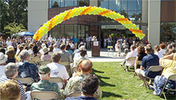 Opening of new Walnut Creek Library
