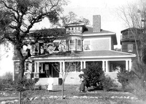 Shadelands Ranch House circa 1903