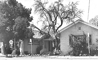Walnut Creek (Carnegie) Library (Main and East [Giammona] Streets)