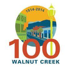 walnut creek california centennail logo