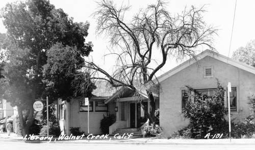 Carnegie in Walnut Creek Ca