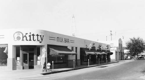 Kitty Milk Bar