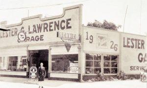 Lawrence Garage in Walnut Creek, Ca