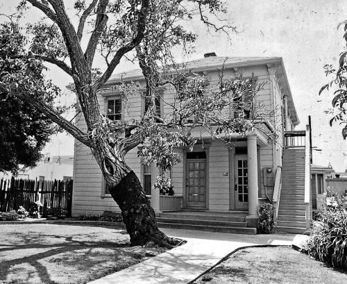 Leech house and clinic Walnut Creek Ca
