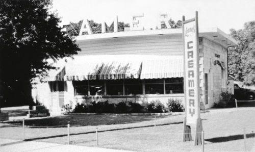 Lomell Creamery in Walnut Creek Ca