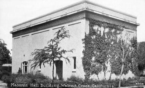 Masonic Temple Walnut Creek, Ca