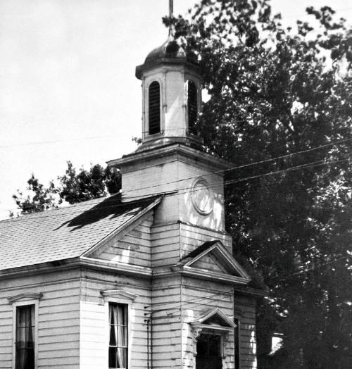 Walnut Creek, Ca Methodist Church on Locust Street