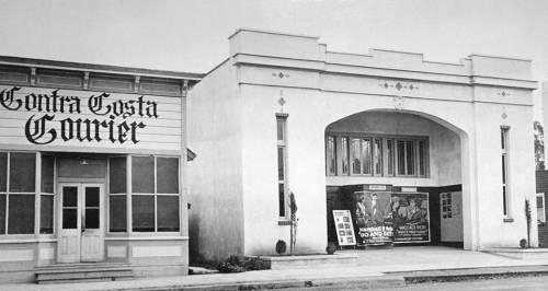 Ramona Theater in Walnut Creek, Ca
