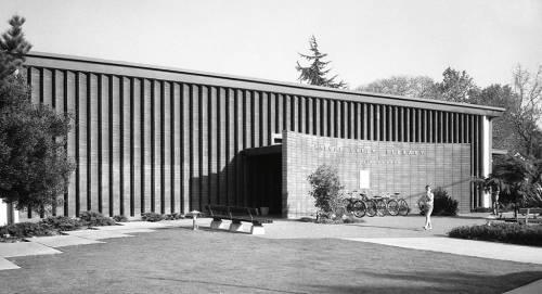 Walnut Creek, California library