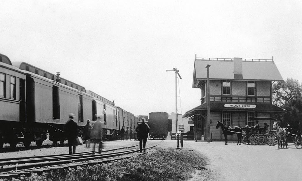 Southern Pacific Railroad Depot