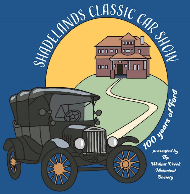 Walnut Creek Historical Society Classic Car Show